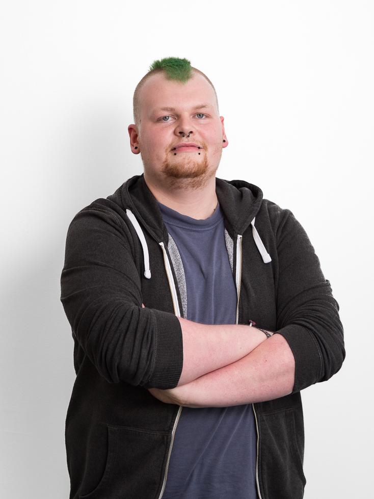 Marius Hänel – Developer