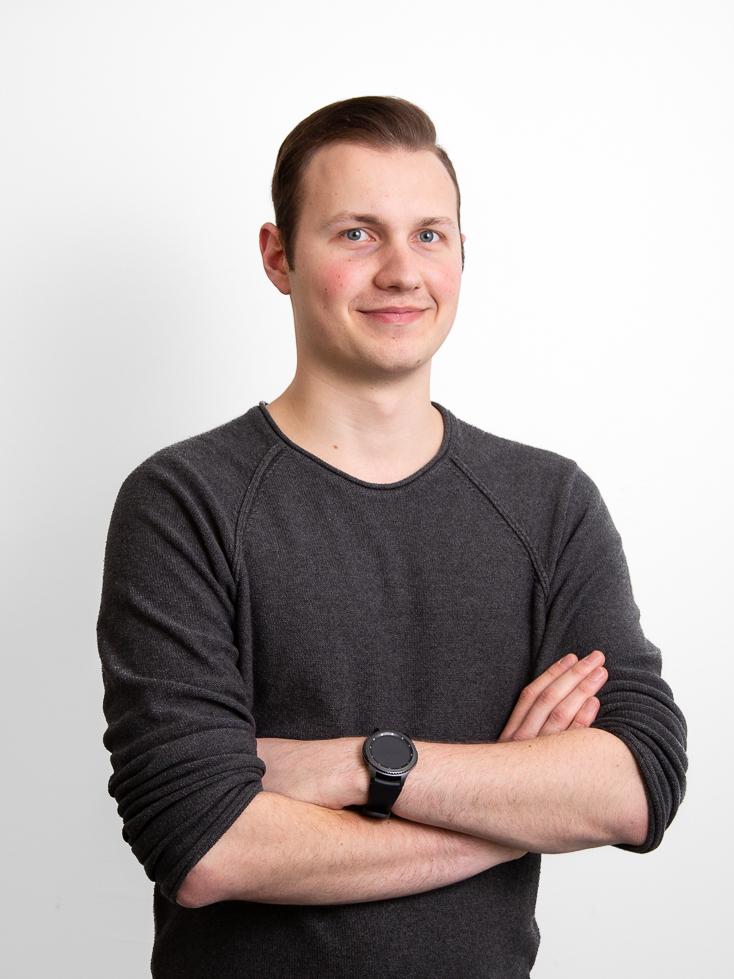 Simon Mensger – Developer